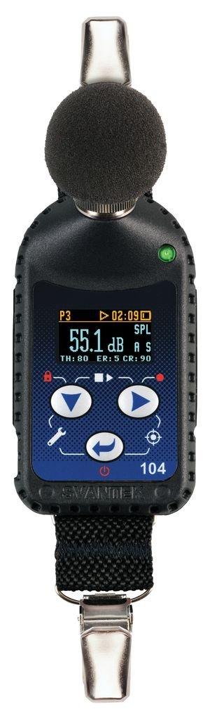 SV104 Noise Dosimeter