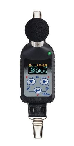 SV104IS Intrinsically Safe Noise Dosimeter