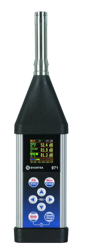 SVAN 971 Sound Level Meter