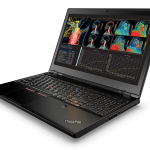 Lenovo laptop P50 for Acoustic Camera